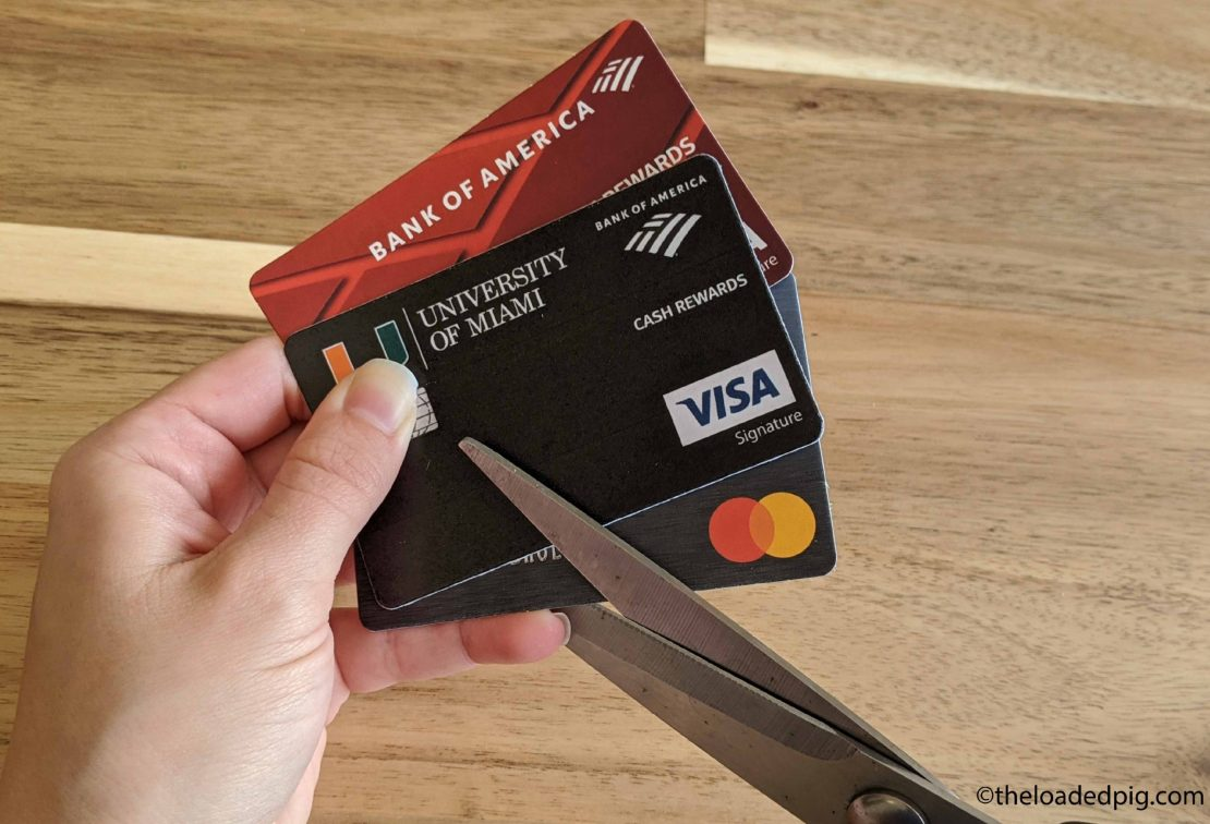 Credit Card Issuers Are Cutting Credit Limits | The Loaded Pig