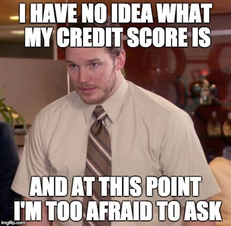 Credit Score Meme | Personal Finance 101 | The Loaded Pig