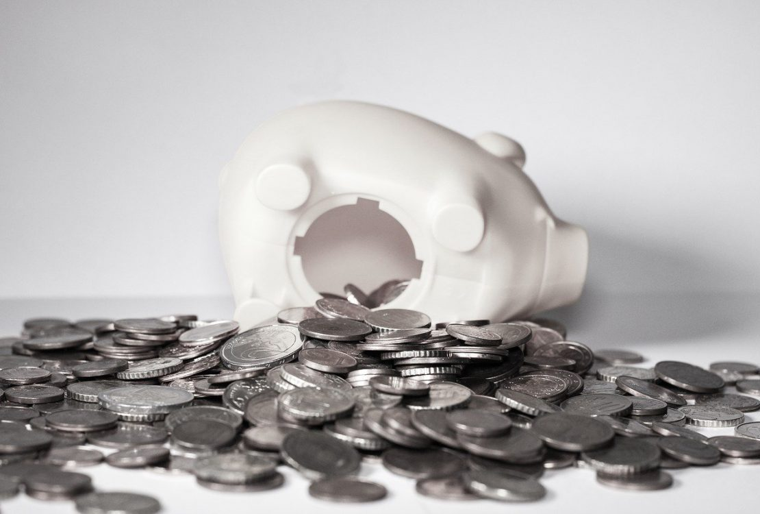 You Need An Emergency Fund | Broken Piggy Bank | The Loaded Pig