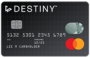 Destiny Mastercard Credit Card | The Loaded Pig