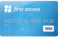 First Access Visa Credit Card | The Loaded Pig